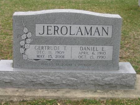 HARMS JEROLAMAN, GERTRUDE T. - Butler County, Iowa | GERTRUDE T. HARMS JEROLAMAN