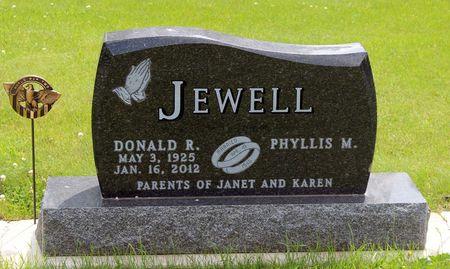 JEWELL, DONALD R. - Butler County, Iowa | DONALD R. JEWELL