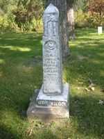 JOHNSON, DELILA A. - Butler County, Iowa | DELILA A. JOHNSON