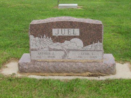 JUEL, ARTHUR - Butler County, Iowa | ARTHUR JUEL