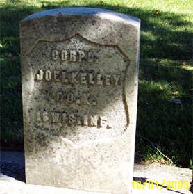 KELLEY, JOEL - Butler County, Iowa | JOEL KELLEY