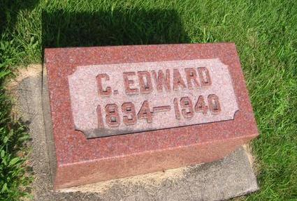 KLINETOB, CHARLES EDWARD - Butler County, Iowa   CHARLES EDWARD KLINETOB