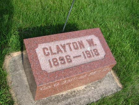 KLINETOB, CLAYTON W. - Butler County, Iowa | CLAYTON W. KLINETOB