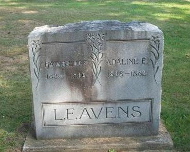 LEAVENS, BAINBRIDGE - Butler County, Iowa | BAINBRIDGE LEAVENS