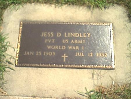 LINDLEY, JESS - Butler County, Iowa | JESS LINDLEY