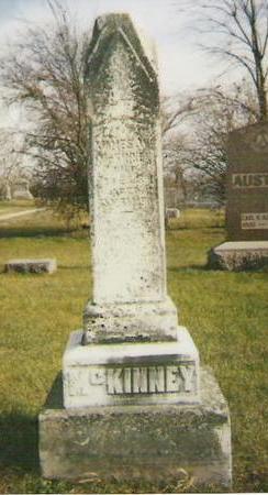 MCKINNEY, JAMES W. - Butler County, Iowa | JAMES W. MCKINNEY