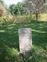 MCROBERTS, ROXANA - Butler County, Iowa   ROXANA MCROBERTS