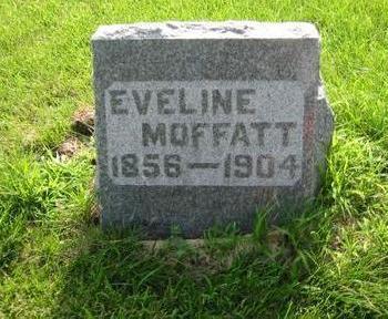MOFFATT, EVELINE - Butler County, Iowa | EVELINE MOFFATT