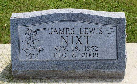NIXT, JAMES LEWIS - Butler County, Iowa | JAMES LEWIS NIXT