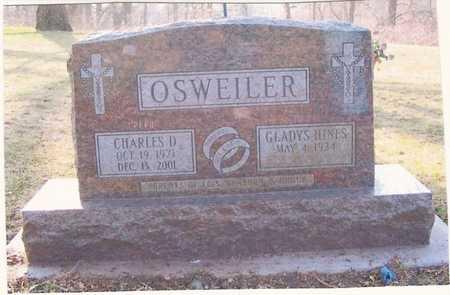 OSWEILER, CHARLES DAVID - Butler County, Iowa | CHARLES DAVID OSWEILER