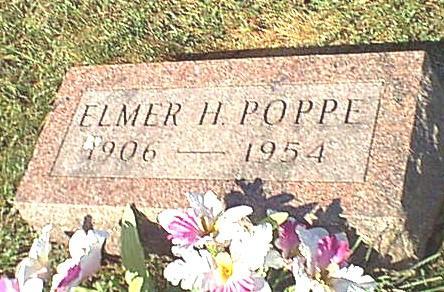 POPPE, ELMER - Butler County, Iowa | ELMER POPPE