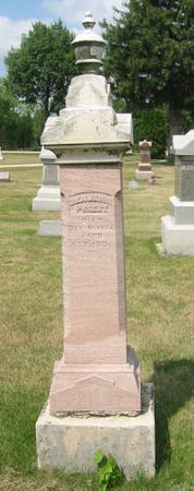 PRIEST, BENJAMIN - Butler County, Iowa | BENJAMIN PRIEST