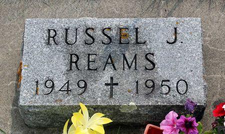 REAMS, RUSSEL J. - Butler County, Iowa | RUSSEL J. REAMS