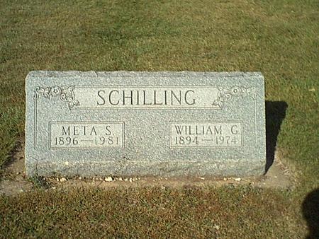 SCHAT SCHILLING, META - Butler County, Iowa | META SCHAT SCHILLING