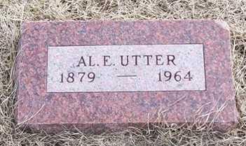 UTTER, AL. E. - Butler County, Iowa | AL. E. UTTER