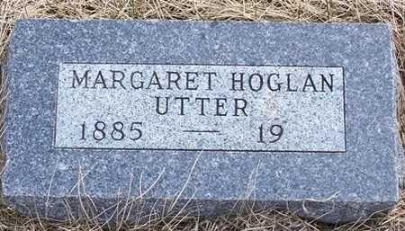 UTTER, MARGARET - Butler County, Iowa   MARGARET UTTER
