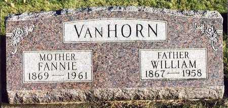 HARTOG VAN HORN, FANNIE - Butler County, Iowa | FANNIE HARTOG VAN HORN