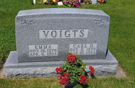 VOIGTS, EMMA - Butler County, Iowa | EMMA VOIGTS