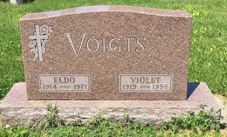 VOIGTS, ELDO - Butler County, Iowa | ELDO VOIGTS