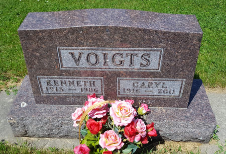 VOIGTS, KENNETH - Butler County, Iowa | KENNETH VOIGTS