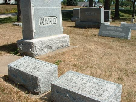 WARD, R. H. - Butler County, Iowa | R. H. WARD