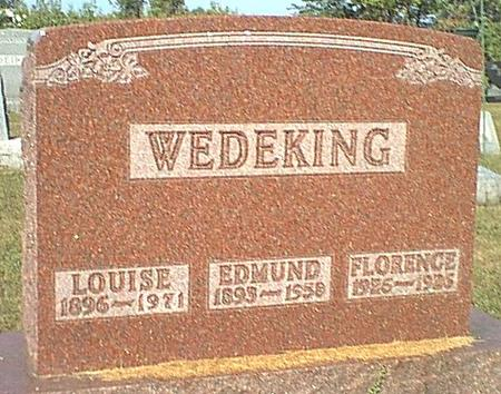 WEDEKING, EDMUND - Butler County, Iowa | EDMUND WEDEKING