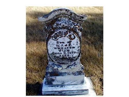 WHEATON, JOHN A. - Butler County, Iowa | JOHN A. WHEATON