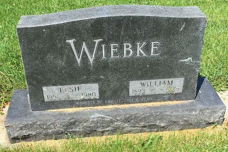WIEBKE, WILLIAM - Butler County, Iowa | WILLIAM WIEBKE