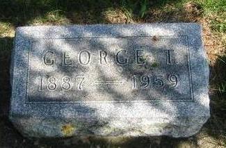 WILDER, GEORGE THOMAS - Butler County, Iowa | GEORGE THOMAS WILDER