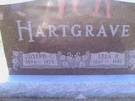 HOSELTON HARTGRAVE, LELA - Butler County, Iowa | LELA HOSELTON HARTGRAVE