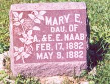 NAAB, MARY - Butler County, Iowa | MARY NAAB
