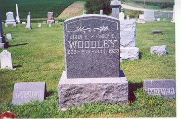 WOODLEY, EMILY - Butler County, Iowa | EMILY WOODLEY