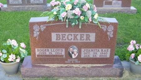 BECKER, ROGER - Calhoun County, Iowa | ROGER BECKER