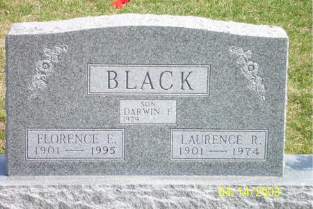 BLACK, LAURENCE - Calhoun County, Iowa | LAURENCE BLACK