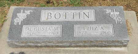 BOTTIN, FRITZ A - Calhoun County, Iowa | FRITZ A BOTTIN