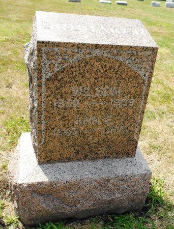 BRUBAKER, ANNA - Calhoun County, Iowa | ANNA BRUBAKER