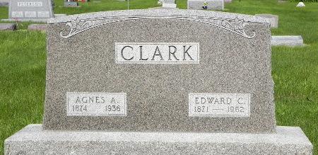 CLARK, AGNES - Calhoun County, Iowa | AGNES CLARK