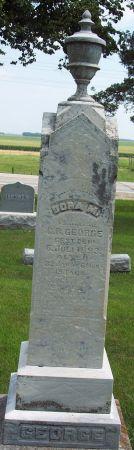 MEIER GEORGE, DORA M - Calhoun County, Iowa | DORA M MEIER GEORGE
