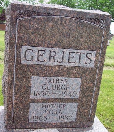 GERJETS, GEORGE - Calhoun County, Iowa | GEORGE GERJETS