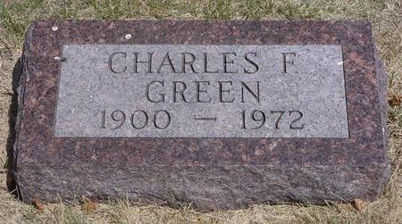 GREEN, CHARLES - Calhoun County, Iowa | CHARLES GREEN