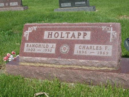 HOLTAPP, RANGHILD - Calhoun County, Iowa | RANGHILD HOLTAPP