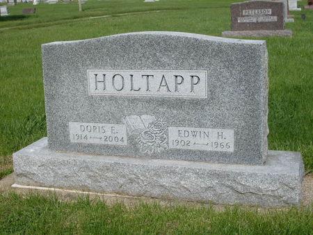 HOLTAPP, EDWIN H. - Calhoun County, Iowa | EDWIN H. HOLTAPP