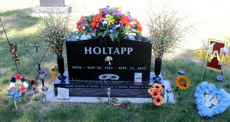 HOLTAPP, NICK - Calhoun County, Iowa | NICK HOLTAPP