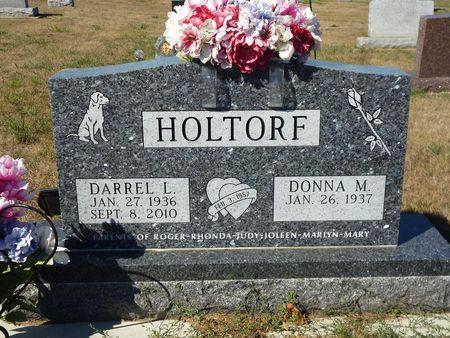 HOLTORF, DARREL L. - Calhoun County, Iowa   DARREL L. HOLTORF