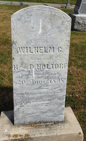 HOLTORF, WILHELM C - Calhoun County, Iowa | WILHELM C HOLTORF