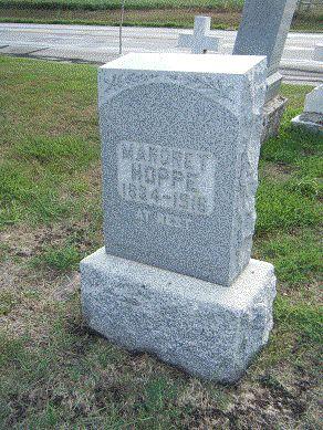 BODE HOPPE, MARGARET - Calhoun County, Iowa | MARGARET BODE HOPPE