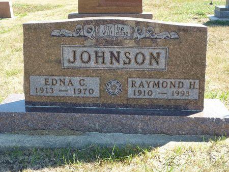 JOHNSON, RAYMOND H. - Calhoun County, Iowa | RAYMOND H. JOHNSON