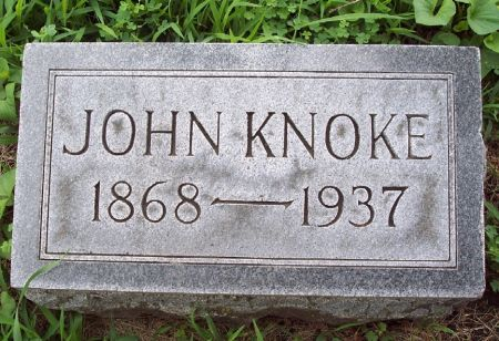 KNOKE, JOHN HENRY - Calhoun County, Iowa | JOHN HENRY KNOKE