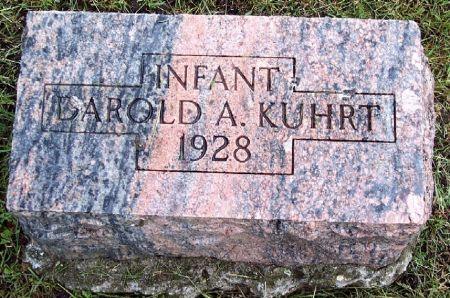 KUHRT, DAROLD A - Calhoun County, Iowa | DAROLD A KUHRT