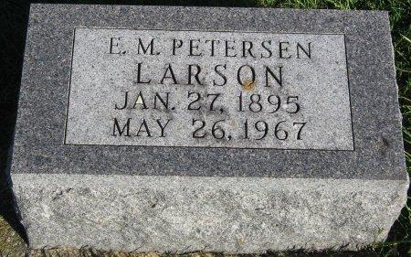 MEYER LARSON, ELIZABETH MARIE - Calhoun County, Iowa | ELIZABETH MARIE MEYER LARSON